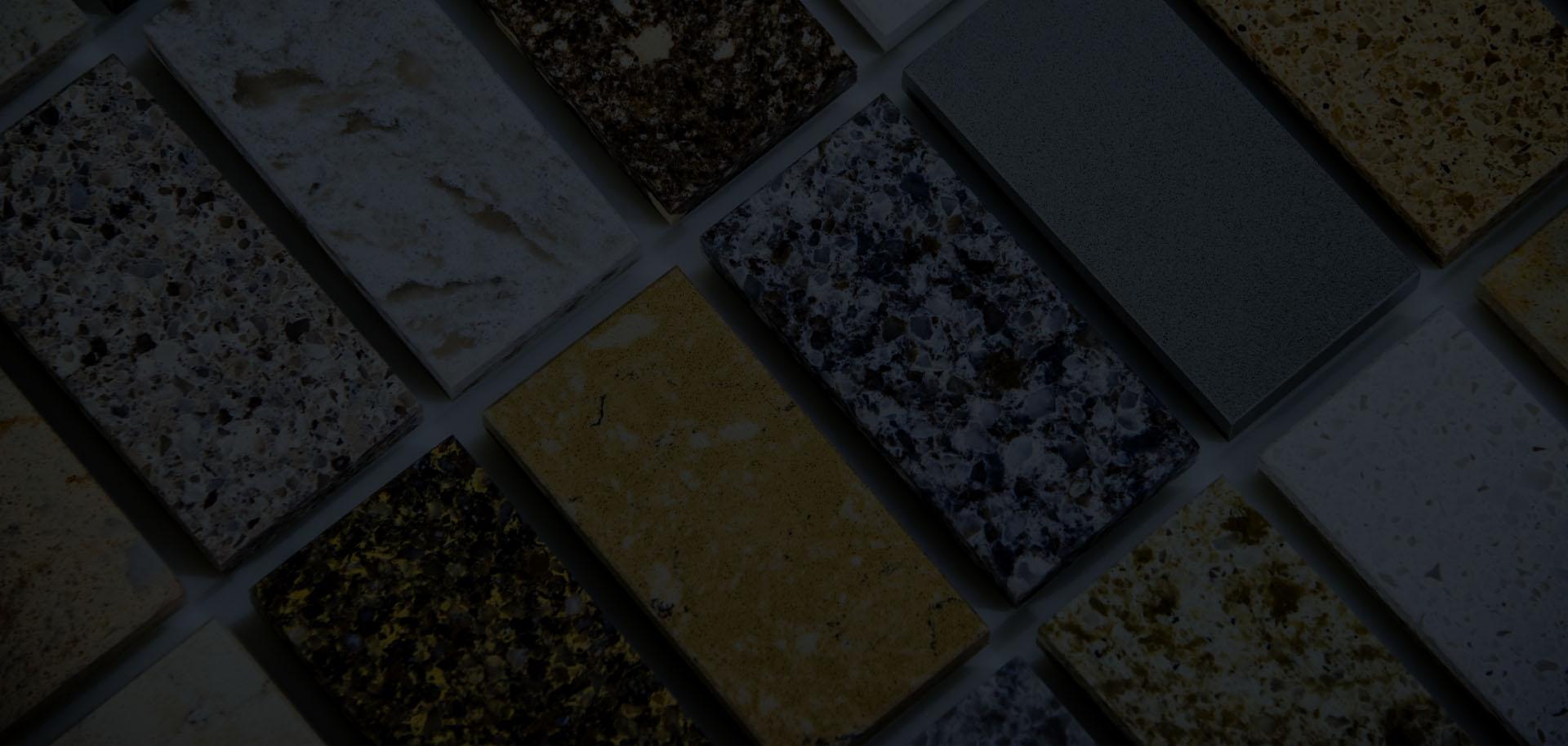 Dark Granite Wallpaper Background Image for Grove Granites in Retford